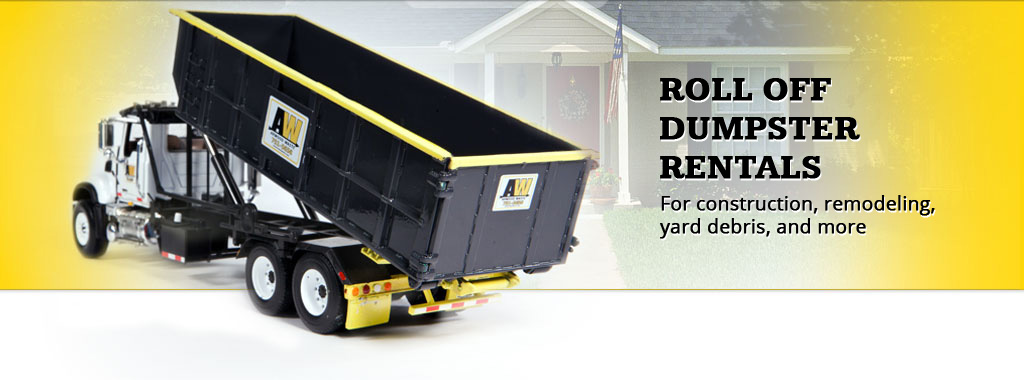 Roll-Off-Dumpster