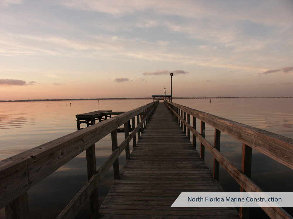 Dock Repair | North Florida Marine Construction
